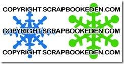 snowflakes set1 200j