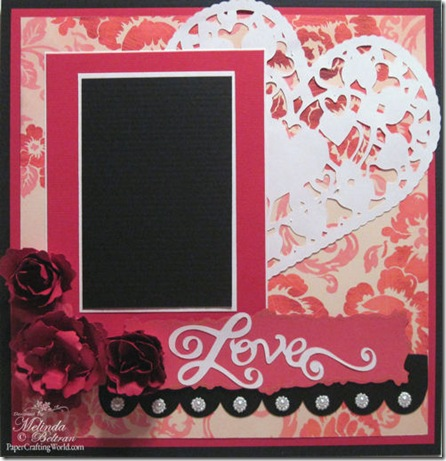 cricut love layout roses heart by melin-500wjl
