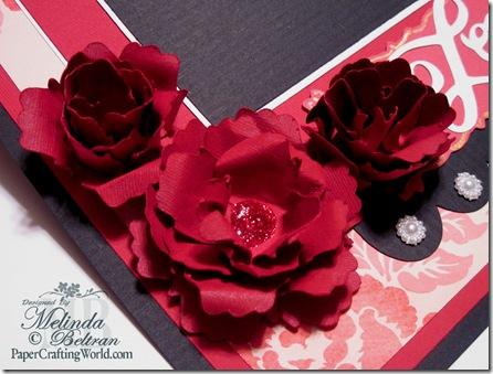 cricut rose close up gypsy