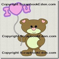 bear I heart u-300wjl