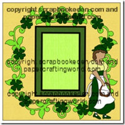 irish girl set-200wjl