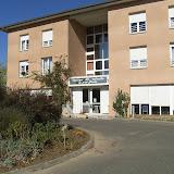 Entrée de la Maison de Retraite Le Pré Fleuri - Serviés - 81 http://prefleuri-servies.fr