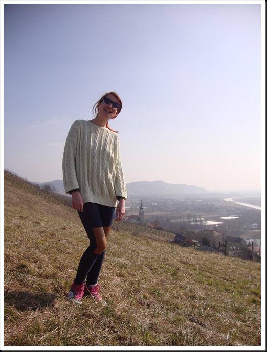 vintage jumper H&M leggings, Graceland sneakers (5)