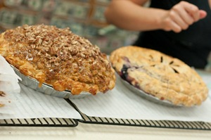 quietside cafe - more pie