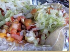 Tacos Pescados sin repollo....aw nuts