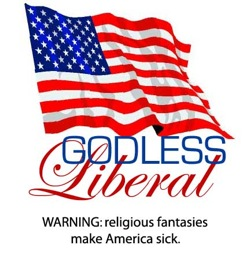 Godless Liberal