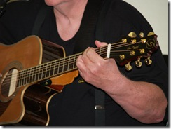 Jerry guitar upclose