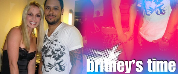 britney e guitarrista