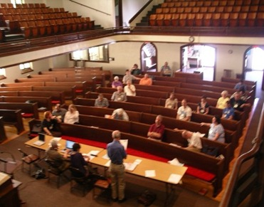 Great Plains Yearly Meeting sessions, 2009