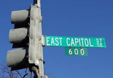 E Capitol Street SE