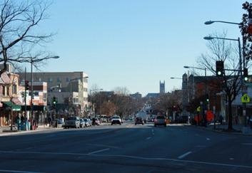 Tenleytown, DC