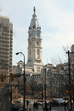 Center-city Philadelphia