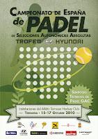 Campeonato de España de Selecciones Autonomas 2010