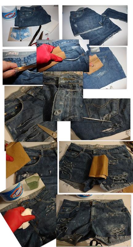 DIY - Stonado Jeans