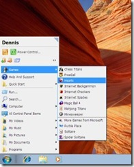 Return To The Old Start Menu In Windows 7