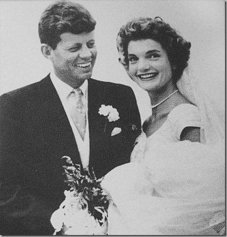 Caroline Kennedy's Wedding Dress