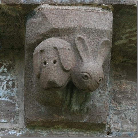 kilpeck carving
