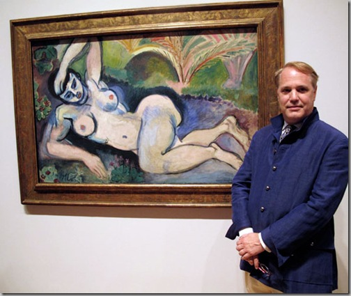 Stiles with Matisse