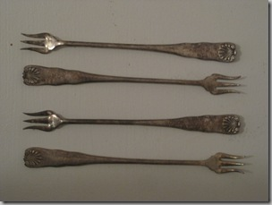 Cocktail forks