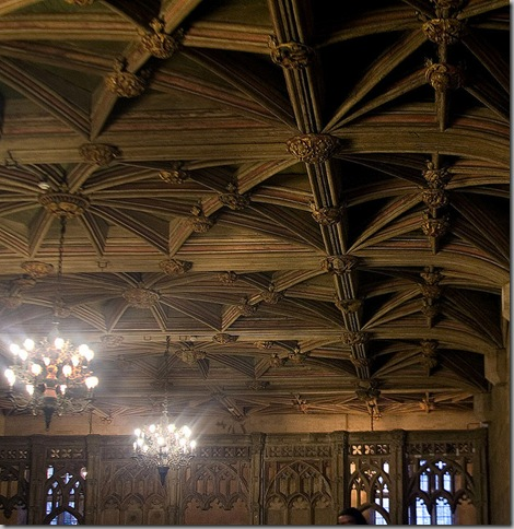 dining hall ceiling