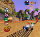 Descargar Crash Nitro Kart HD para celulares gratis