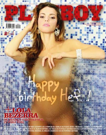 Revista: Playboy [Argentina] - Lola Bezerra [PDF | Español | 101.13 MB]
