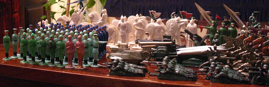 toy soldiers essay The plastic military-industrial complex plastic toy soldiers have been around since the late 1930s and soared in.