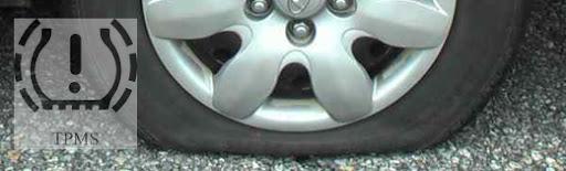 TPMS Датчики давления в шинах