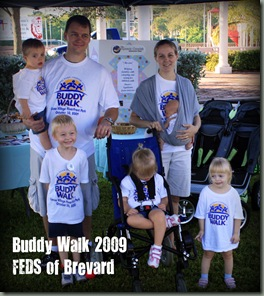 buddy walk 09