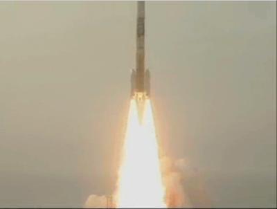 H-IIA F17 liftoff