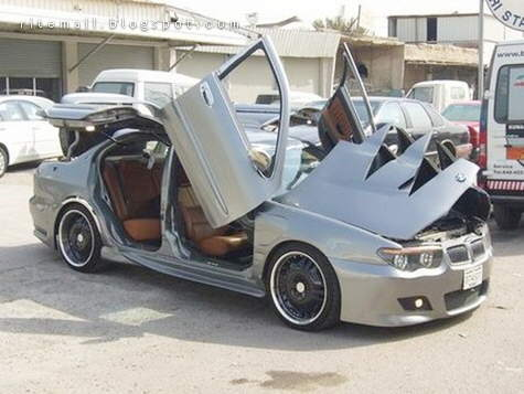 BMW 7 Series ( this is INSANE )