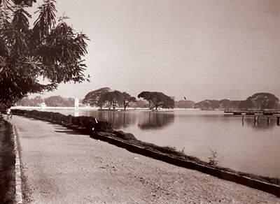 A Bangalore journey... memories in sepia