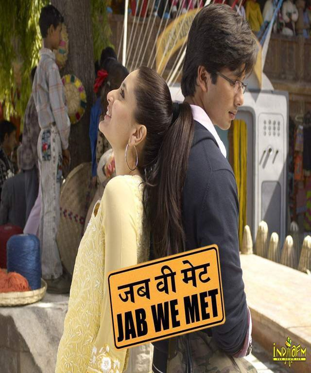 Remembering Movie 'Jab We Met'