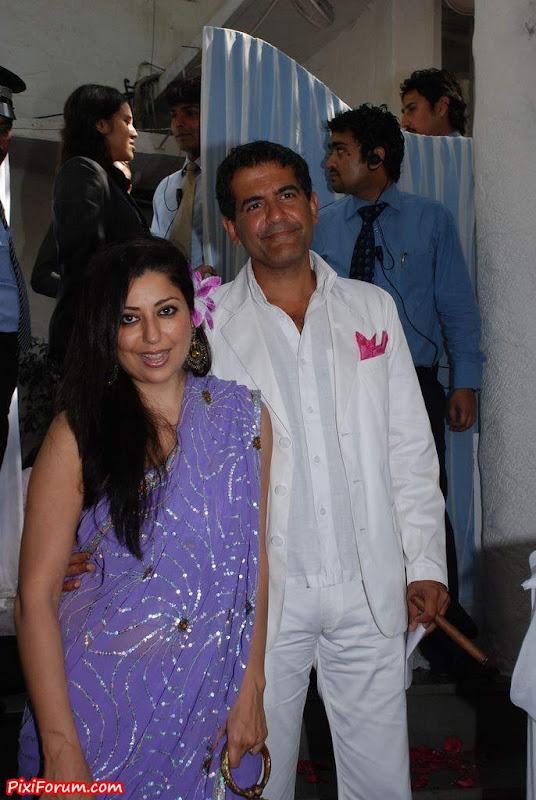 Amrita Arora Wedding Pics