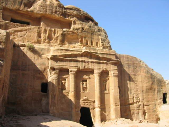 In Laps of Nature - Jordan