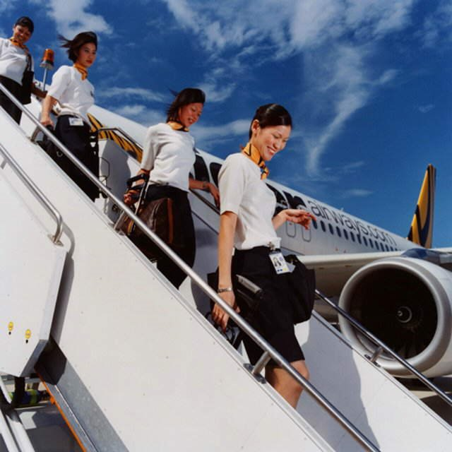 Beautiful Flight Attendants from Various Airlines [Photos]