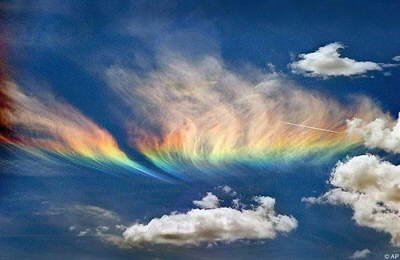 Unusual Weather Phenomena: Moon Bows, Mirages, Haloes, Aurora Borealis, Fire Rainbow, more...