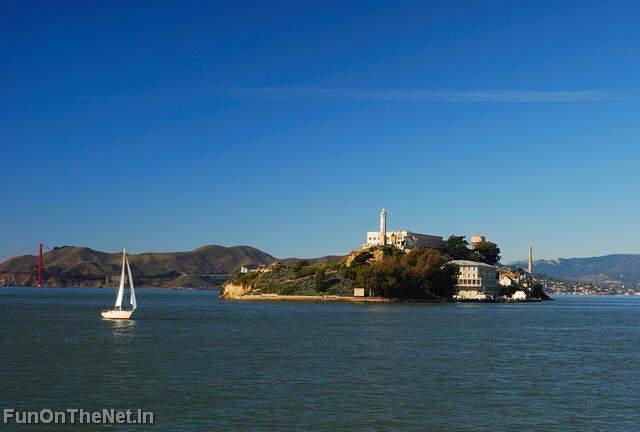 Top 5 World's Most Amazing Islands: Alcatraz, Easter Island, Sealand, Surtsey, Gunkanjima (the ghost island)