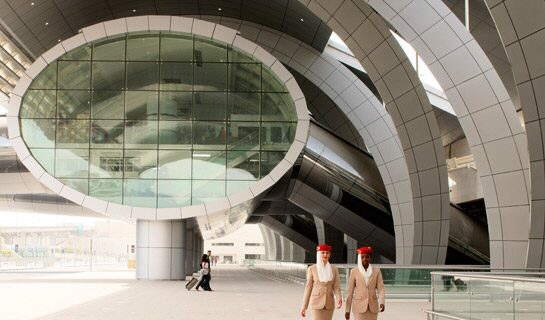 Airport Terminal Dubai: Dubai authorities showcase their new state-of-the-art airport terminal