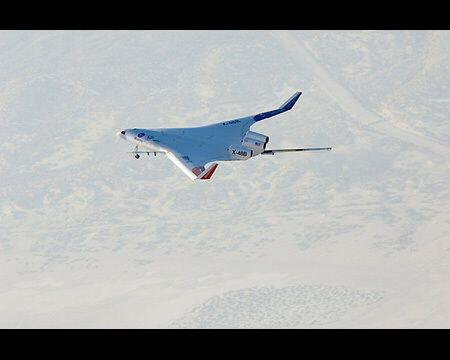 NASA's X-48B Largest Remote Controlled Plane