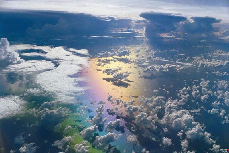 Nature's Magic: Beautiful Clouds