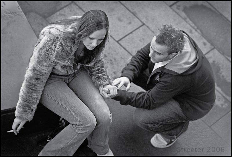 Love Love Love All Love: Couples - Street Photo Gallery by Jeremy Streeter