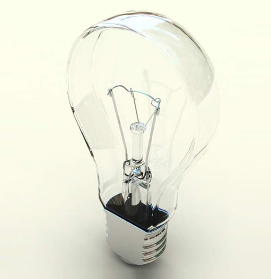 Flat Bulb - Design By Joonhuyn Kim