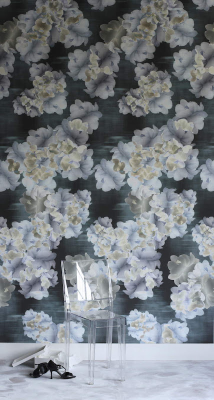New Dinner Napkins... Creative Wall Paper Designs... Design Meets Fashion
