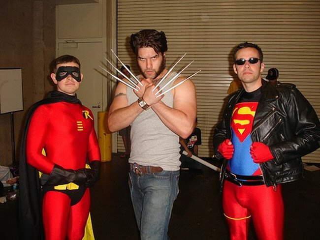 $$ .,.,. Crazy Wolverine Fans .,.,. $$