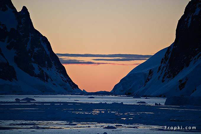 Antartica: Frozen and Beautiful