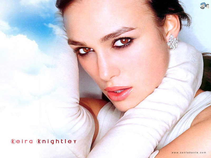 Hollywood Beauty - Keira Knightley