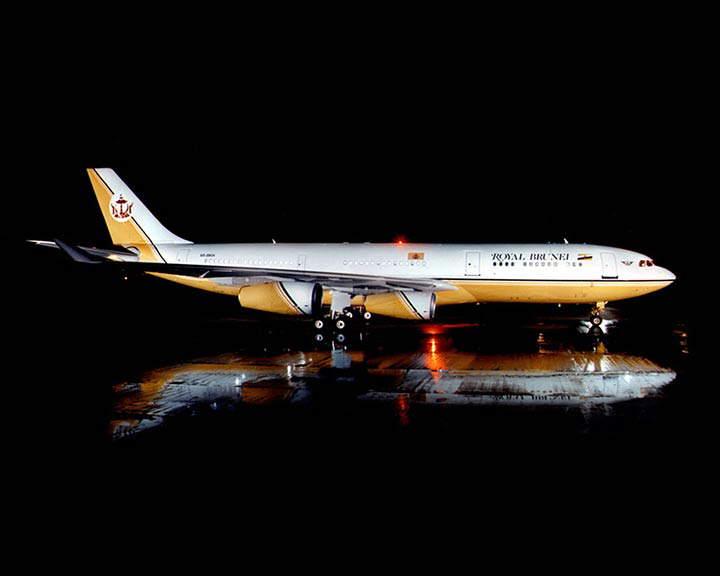 Pure GOLD plane!!!