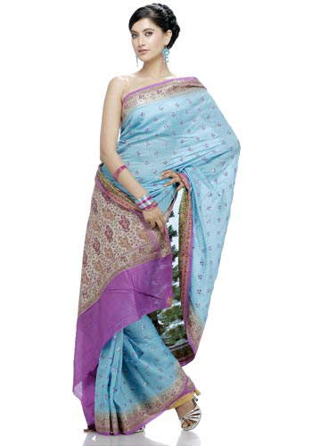 Silk Sarees Designs: Girls Dont Miss