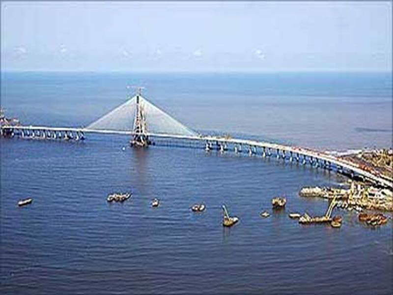 Bandra-Worli Sealink Pictures From Mumbai